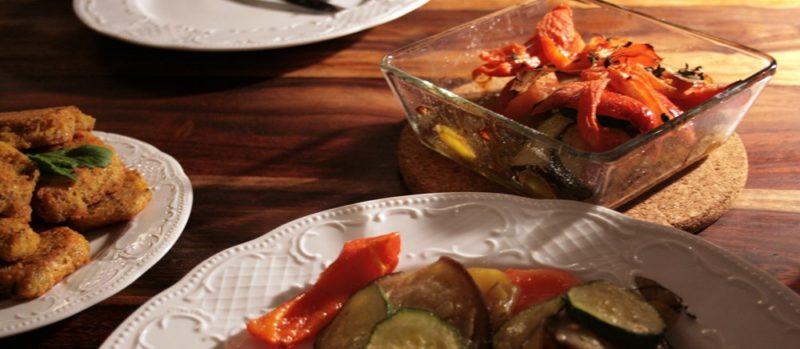 Tumbet-rezept-kombination, tapas, vegetarisch