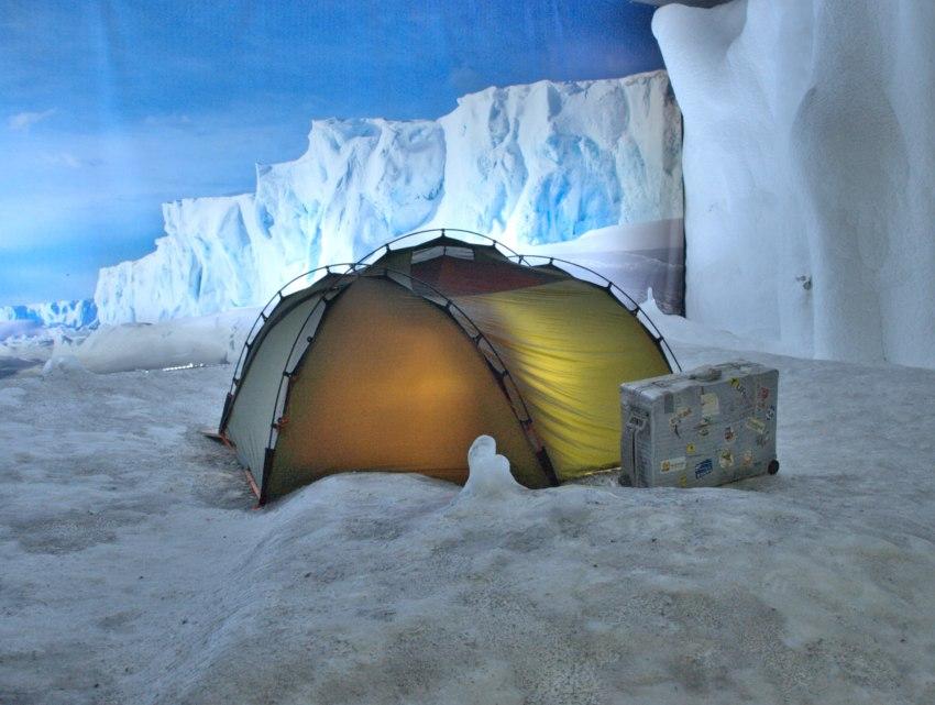 antarktis im klimahaus, klimahaus bremerhaven
