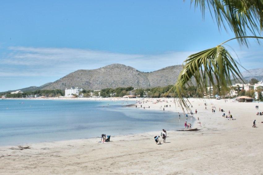 Playa de Alcudia, Port d'Alcúdia,alcudia tipps, alcudia strand