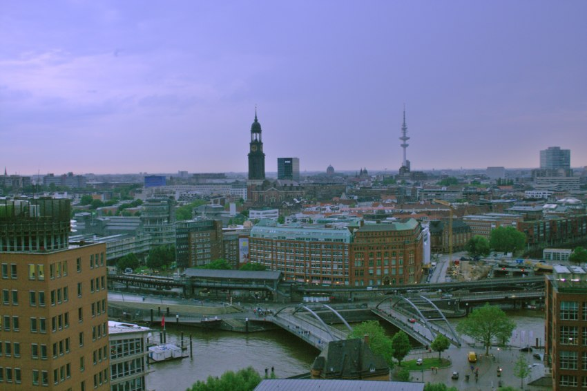 hamburg-skyline